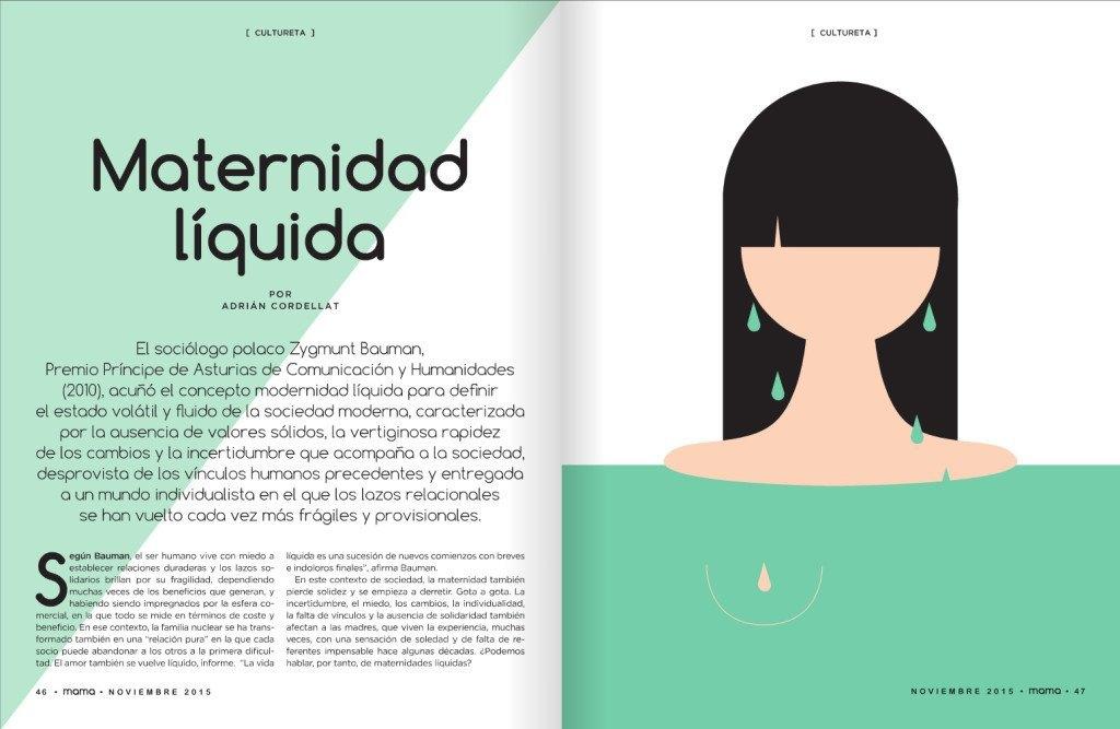 Maternidad Liquida
