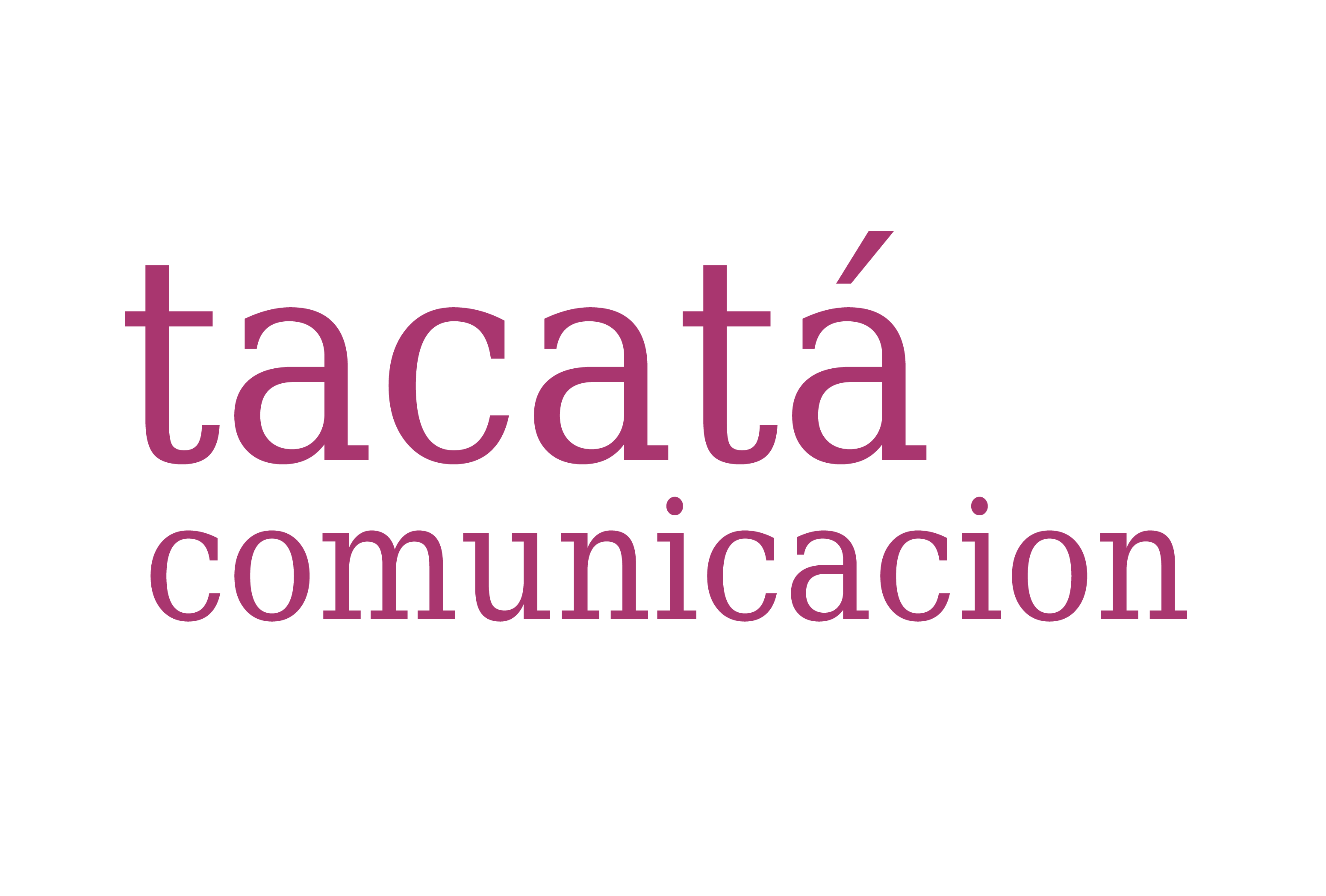 tacata comunicacion