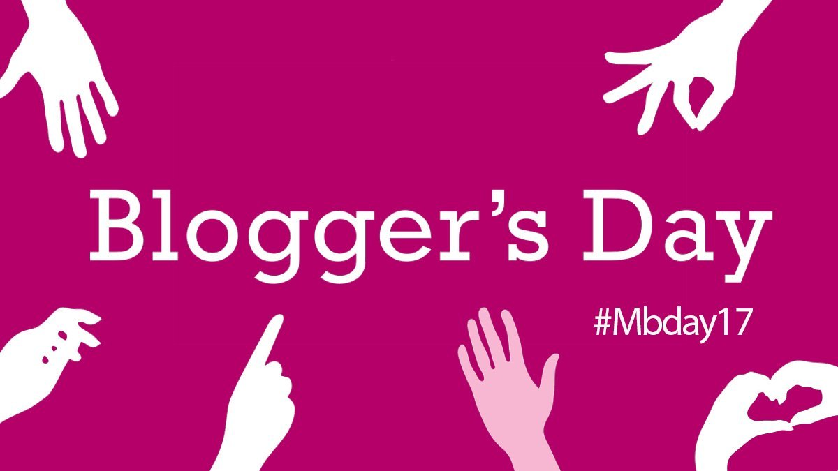bloggers day